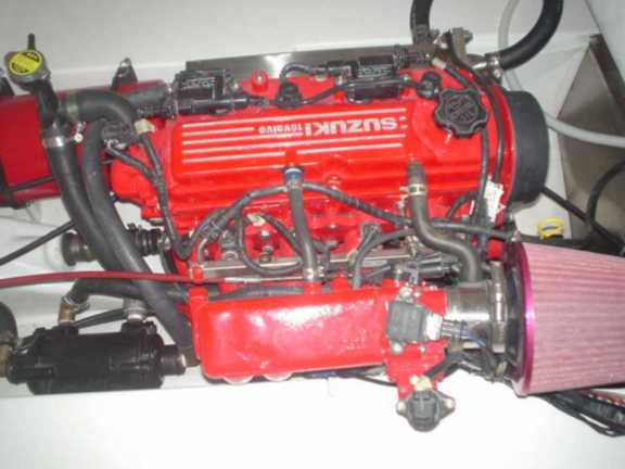 G Bb Installed on Used Crate Engines